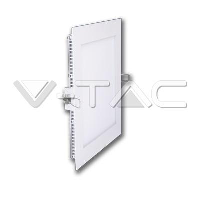 LED panel ugradni 18W kvadrat 3000K  V-TAC