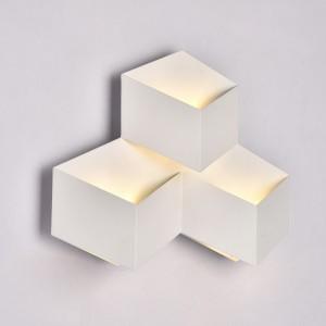 LED zidna sv. 9W bela TB IP20 V-TAC