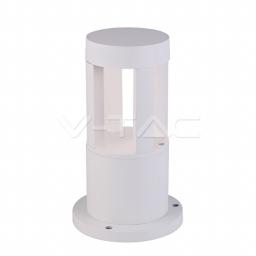 LED baštenska svetiljka 10W 25cm Bela PB V-TAC