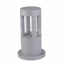 LED baštenska svetiljka 10W 25cm Siva PB V-TAC