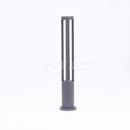 LED baštenska svetiljka 10W 80cm siva PB V-TAC