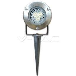 LED baštenska ugradna svetilja GU10 V-TAC