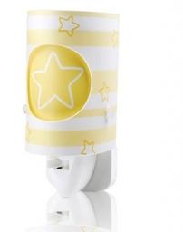 LED noćna lampa DREAM žuta DALBER