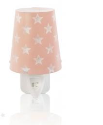 LED noćna lampa STARS roze DALBER