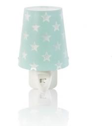 LED noćna lampa STARS zelena DALBER