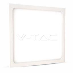 LED panel nadgradni 12W kvadrat 4500K