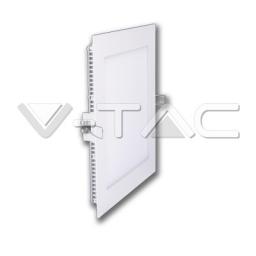 LED panel ugradni 12W kvadrat 6000K V-TAC