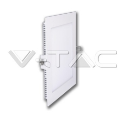LED panel ugradni 12W kvadrat 3000K V-TAC