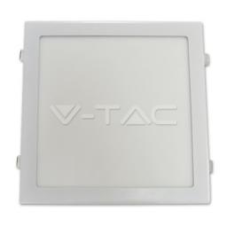 LED panel ugradni 24W kvadrat 3000K  V-TAC