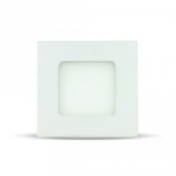 LED panel ugradni 3W kvadrat 3000K V-TAC