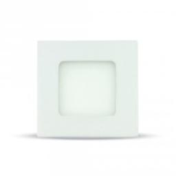 LED panel ugradni 3W kvadrat 6000K V-TAC