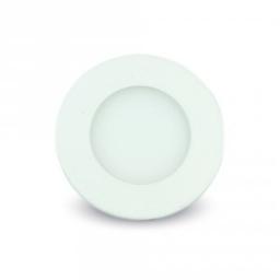 LED panel ugradni 3W okrugli 3000K V-TAC