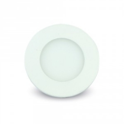 LED panel ugradni 3W okrugli 6000K V-TAC