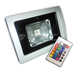 LED reflektor 10W RGB IP65