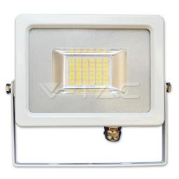 LED reflektor 20W 4500K IP65 beli
