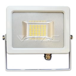 LED reflektor 20W 6000K IP65 beli