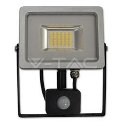 LED reflektor 20W 6000K IP65 sa senzorom