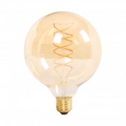 LED sijalic 6W E27 G125 retro 2200K V-TAC