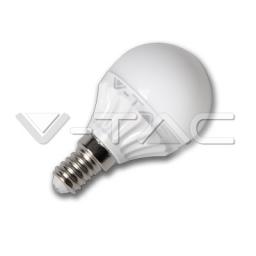 LED sijalica 4W E14 3000K bombica V-TAC