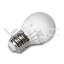 LED sijalica 4W E27 G45 4500K V-TAC