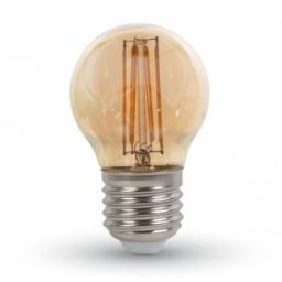 LED sijalica 4W E27 G45 retro 2200K V-TAC