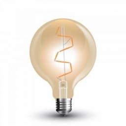 LED sijalica 4W E27 G95 RETRO 2200K V-TAC