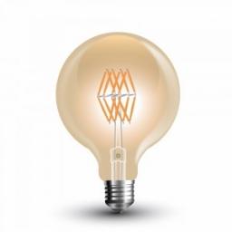 LED sijalica 8W E27 G95 RETRO 2200K V-TAC