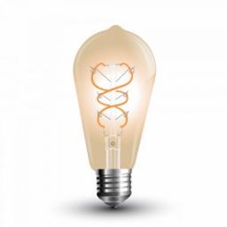 LED sijalica E27 5W ST64 crv 2200K V-TAC