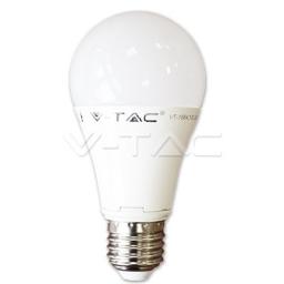 LED sijalica E27 9W sa senzorom dan-noc 2700K V-TAC