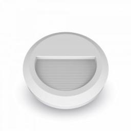 LED step. sve. 2W okr.bela PB V-TAC