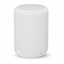 LED stona lampa 3W RGB+TB+zvučnik V-TAC
