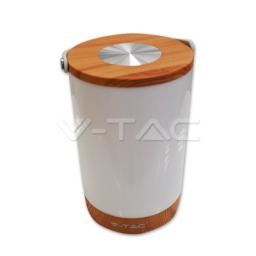 LED stona lampa 6W PB drvo V-TAC