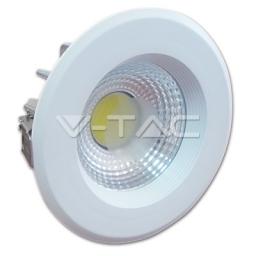 LED ugradna  COB 10W 3000K