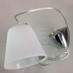 LED visilica 7W hrom bela V-tac