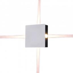LED zidna sv. 4W kv.bela TB IP65 V-TAC