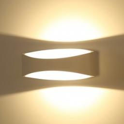 LED zidna sv. 5W alu bela TB IP20 V-TAC