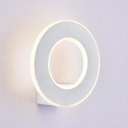 LED zidna sv. 9W bela PB IP20 V-TAC