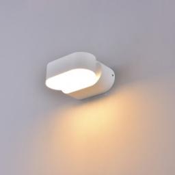 LED zidna sve.6W elipsa bela TB IP65 V-TAC