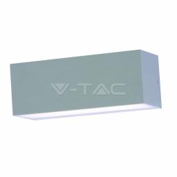 LED zid.sve 12W siva TB IP65 V-TAC