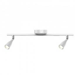LED zid.svetiljka 2x4,5W bela PB V-TAC