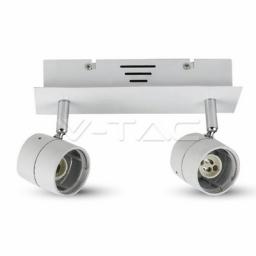 Nadgradna svetiljka 2xGU10 V-TAC