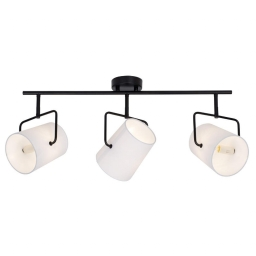 Plafonska lampa BUCKET E14X3 bela BRILLIANT