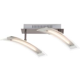 Plafonska lampa FLEXIBLE LED 2x9W BRILLIANT