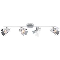 lafonska lampa MOVIE 4XGU10 hrom  BRILLIANT