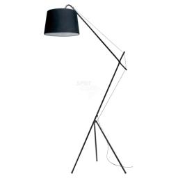 Podna Lampa Alvin 1xE27 crna Spot Light