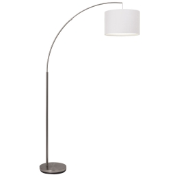 Podna lampa CLARIE E27 BRILLIANT