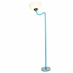 Podna lampa Lucie 1xE27 plava Brilliant