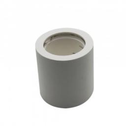 Rozetna gips nadgradna okrugla GU10 V-TAC