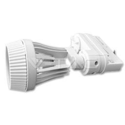 Šinski nosač GU10 beli trofazni
