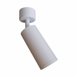 Spot svetiljka valjkasta bela GU10